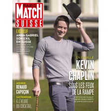 Paris Match Suisse – 07.04.2018