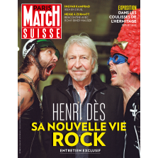 Paris Match – 08.02.2018