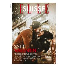 ELLE Suisse Saint Valentin