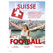 ELLE Suisse – Mondial de Foot