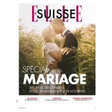 ELLE Suisse – Mariage