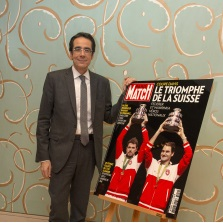 Lancement Paris Match InterContinental Genève