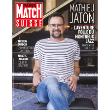 Paris Match Suisse – 14.06.2018
