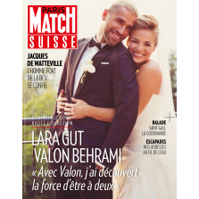 Paris Match Suisse – 23.08.2018
