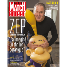 Paris Match Suisse – 22.03.2018
