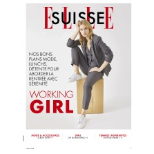 ELLE Suisse – Working Girl