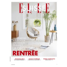 ELLE Suisse – Décoration