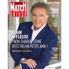 Paris Match Suisse – 18.10.2018