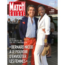 Paris Match Suisse – 15.11.2018