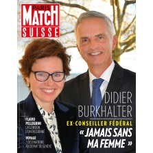 Paris Match Suisse – 24.01.2019