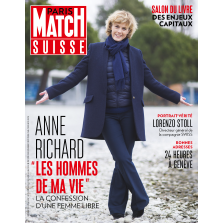 Paris Match Suisse – 19.04.2018