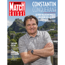Paris Match Suisse – 31.05.2018