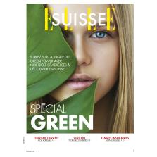 ELLE Suisse – Green