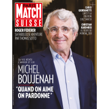Paris Match Suisse – 28.06.2018