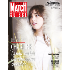 Paris Match Suisse – 12.07.2018