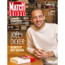 Paris Match Suisse – 09.08.2018
