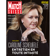 Paris Match 11.01.2018