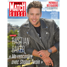 Paris Match Suisse – 17.05.2018