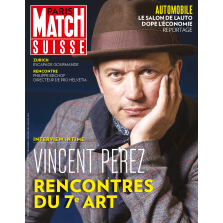 Paris Match Suisse – 22.02.2018