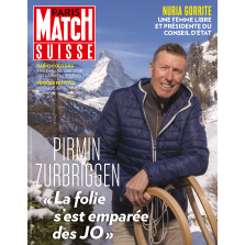 Paris Match Suisse – 08.03.2018
