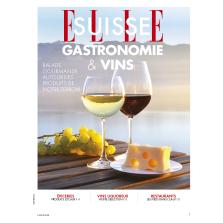 ELLE Suisse – Vins & Gastronomie