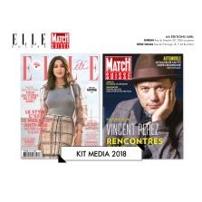 Kit Media 2018 / 2019
