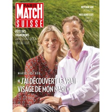 Paris Match Suisse – 06.09.2018