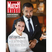 Paris Match – 20.09.2018