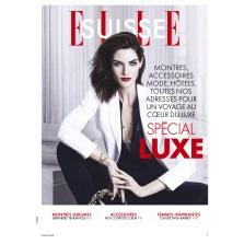 ELLE Suisse – Luxe