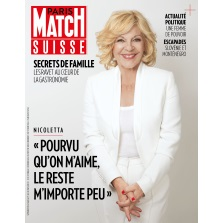 Paris Match Suisse – 31.10.2018