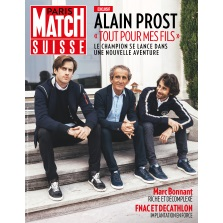 Paris Match Suisse – 29.11.2018