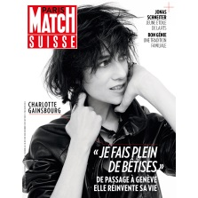 Paris Match Suisse – 13.12.2018