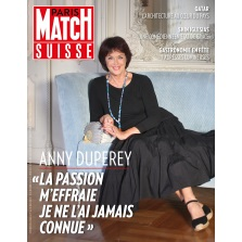 Paris Match Suisse – 20.12.2018
